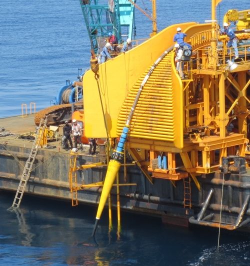 First Subsea Cable Connectors For Fukushima Wind Farm