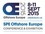 Bend Stiffener Connectors at Offshore Europe 2015