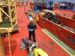 First Subsea meets Health & Safety Management Best Practice