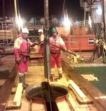 Decommissioning Tool recovers Caisson within a Caisson within a Caisson